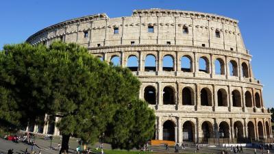Нова година в Рим