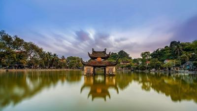 Нова година Виетнам и Камбоджа