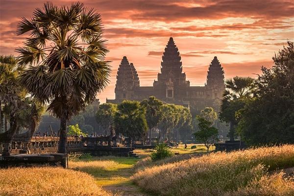 Ангкор ват - Сърцето на Камбоджа