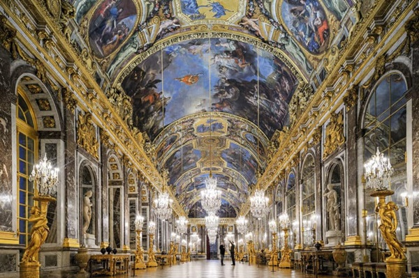 Версай-красота и величество!