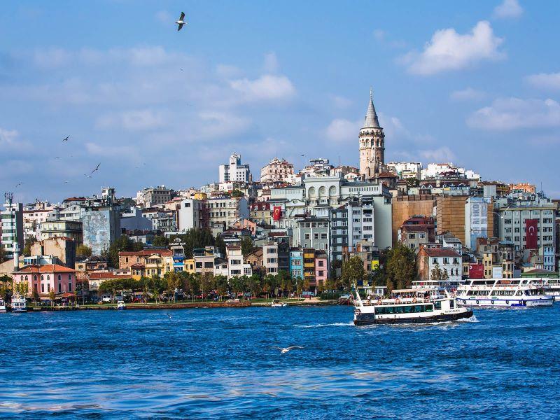 Ако Земята е една-единствена държава, Истанбул ще бъде нейна столица