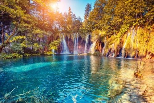 Плитвички езера-Рай на земята!