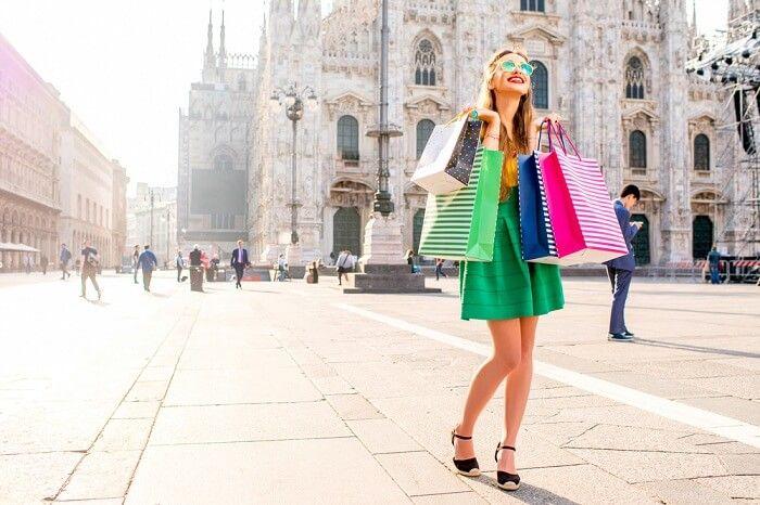 Милано и най-добрите места за шопинг!