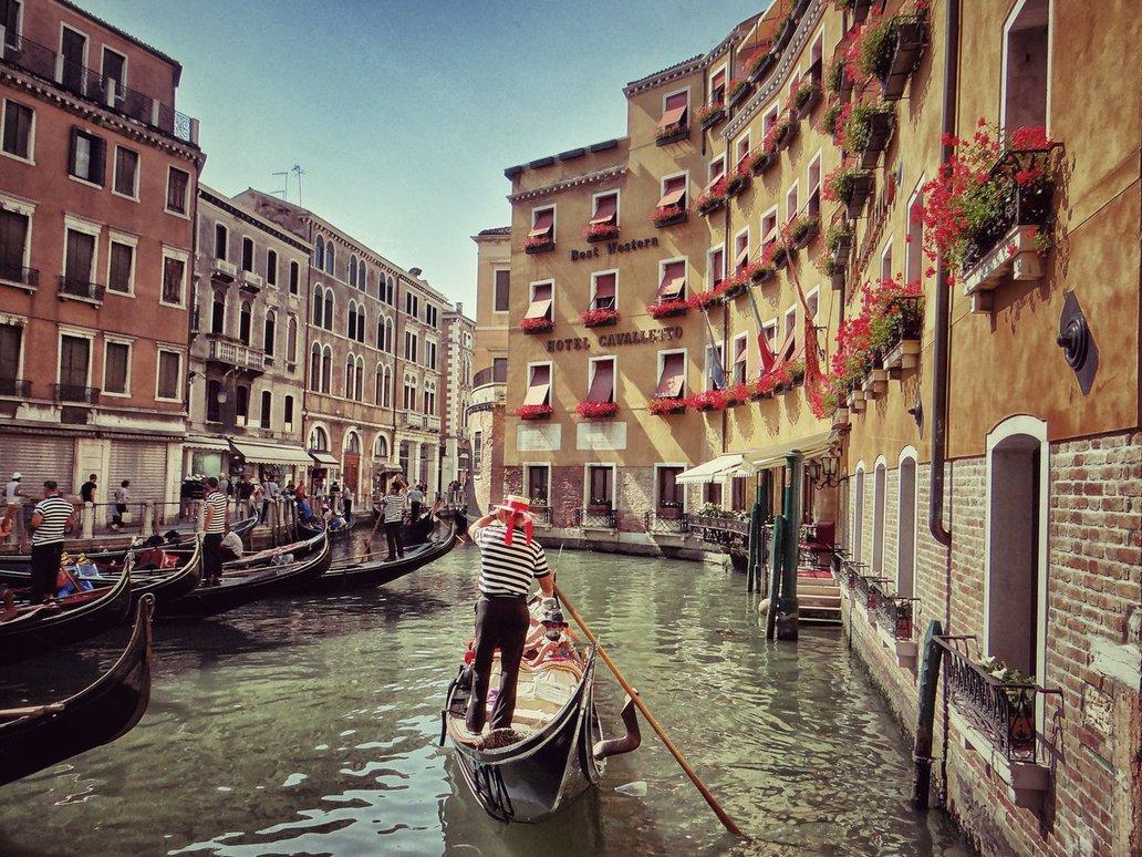 Най-добрите места за снимки във Венеция