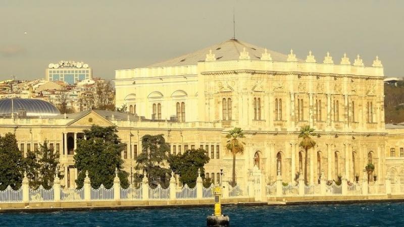 Посещение на двореца Долмабахче