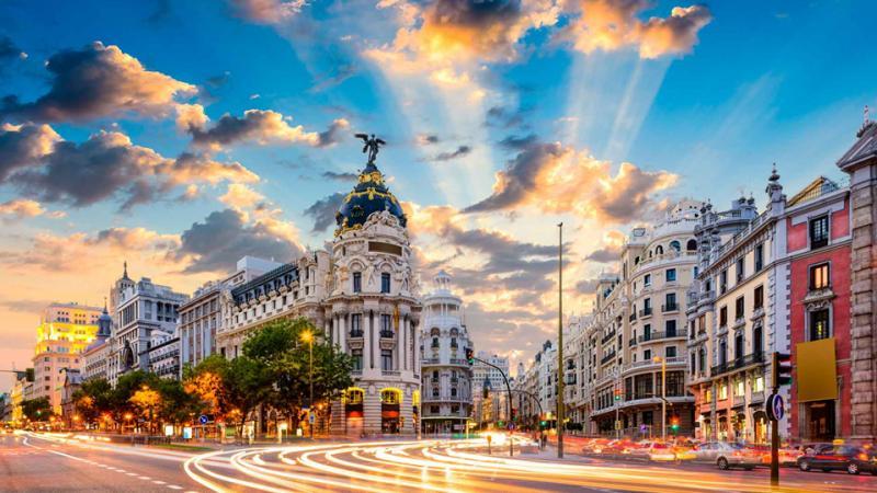 Туристическа обиколка в Мадрид