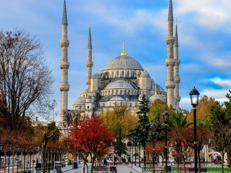 Панорамна и пешеходна обиколка на Истанбул