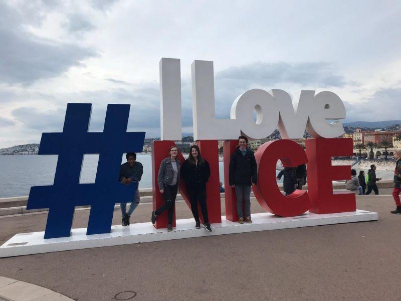Туристическа обиколка в Монако и Ница