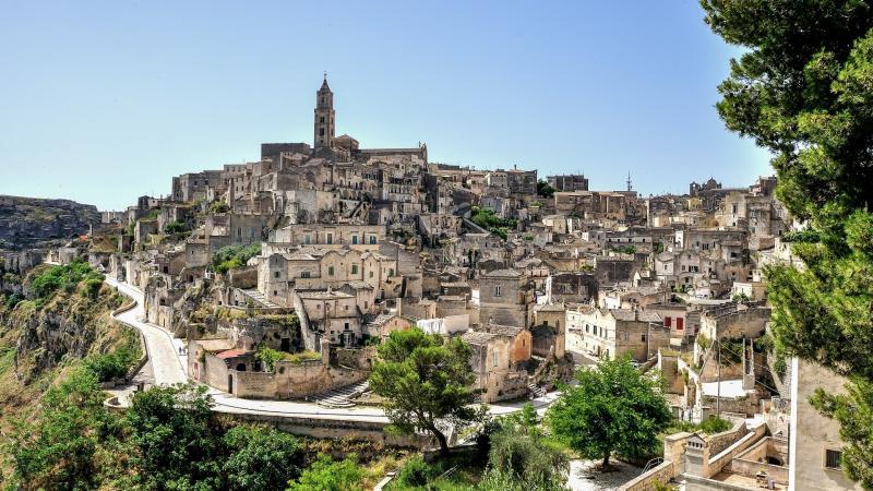 Бонус - Тур Матера и Castelmezzano