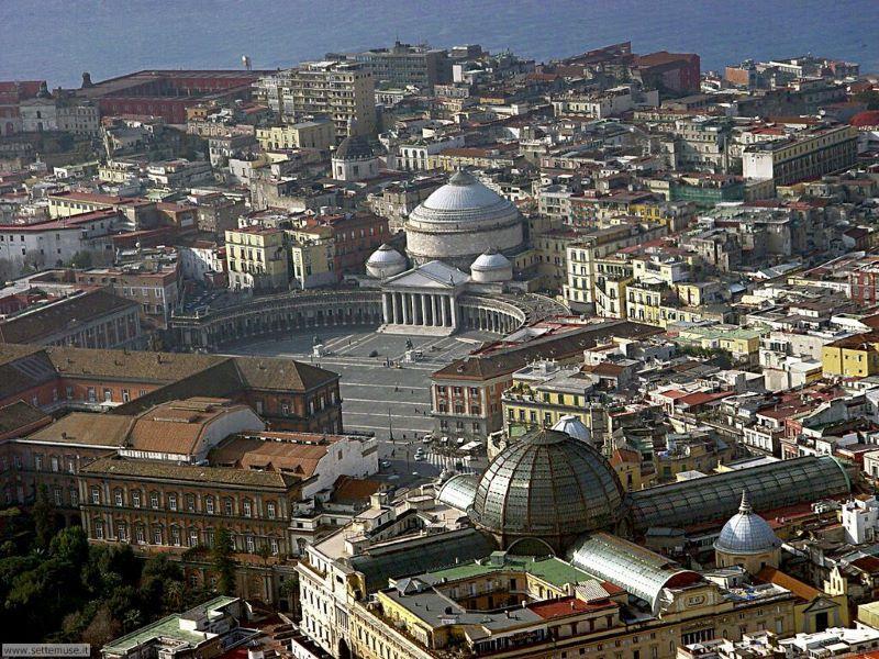 Тур Неапол