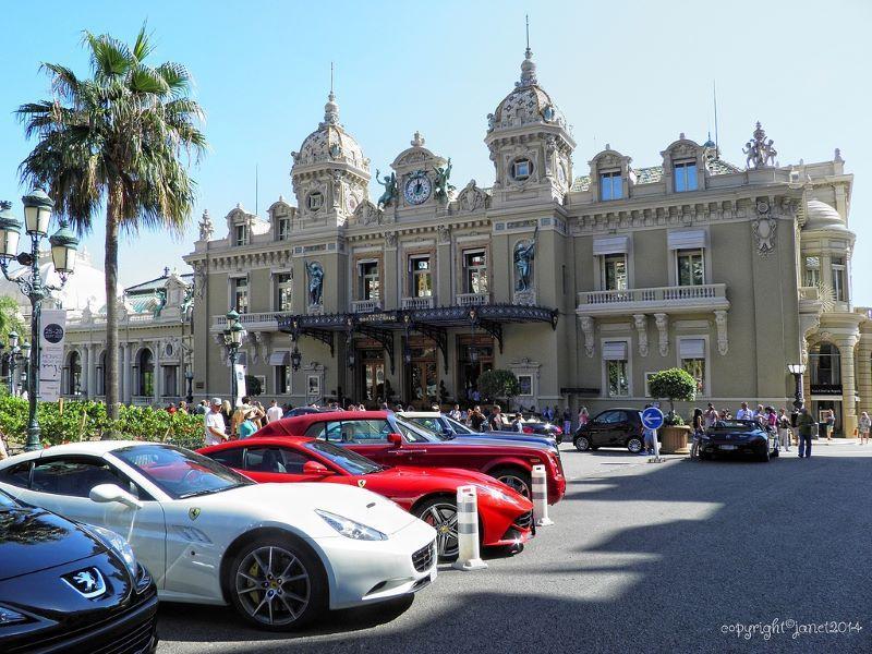 Княжество Монако и Ница