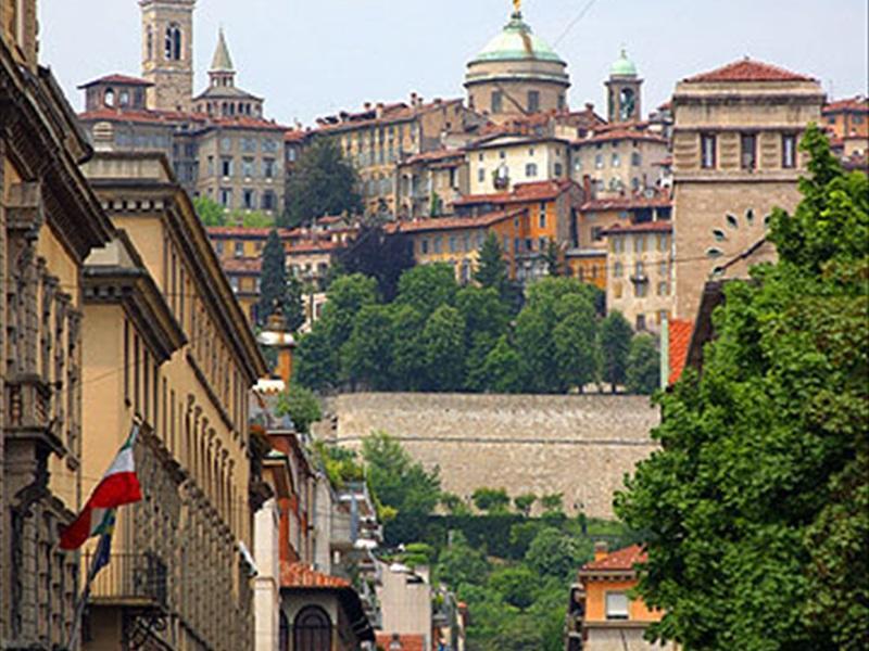 Туристическа обиколка на Бергамо