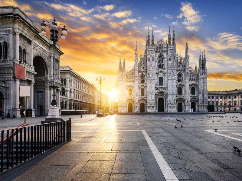 Туристическа програма в Милано, Комо и Лугано, Сейнт Мориц, Маджоре и Стреза