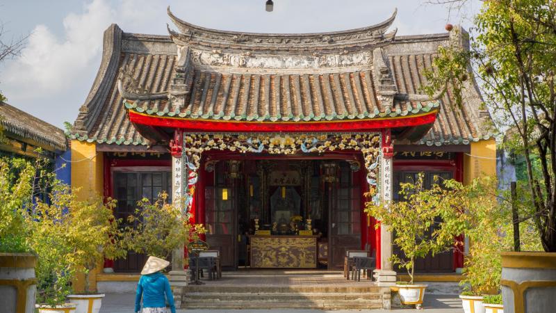 Тур Ми Сон и Стария град Хой Ан