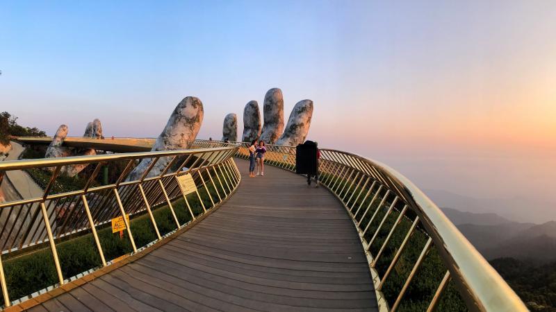Тур Джунглите на Да Нанг