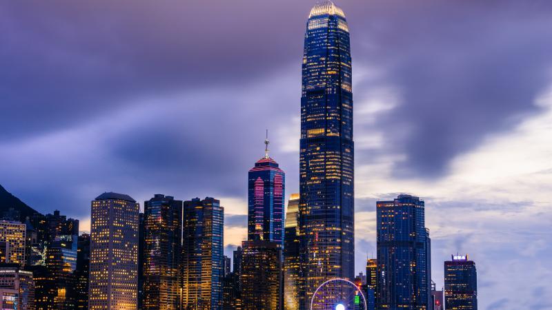 Тур Мегаполисът Хонг Конг