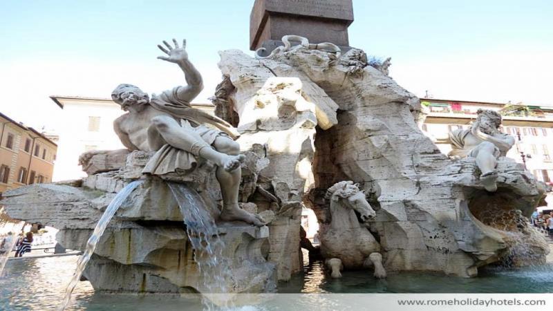 Тур Бароков Рим
