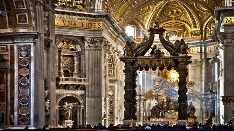 Тур Ватикана