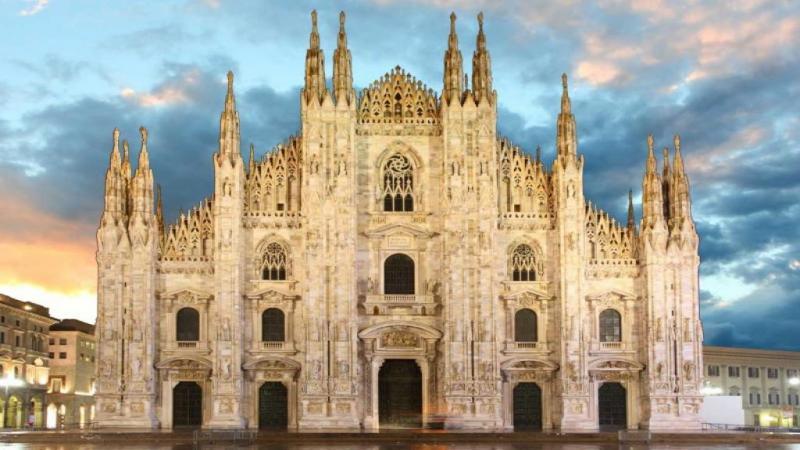 Туристическа обиколка в Милано 22.01.2020