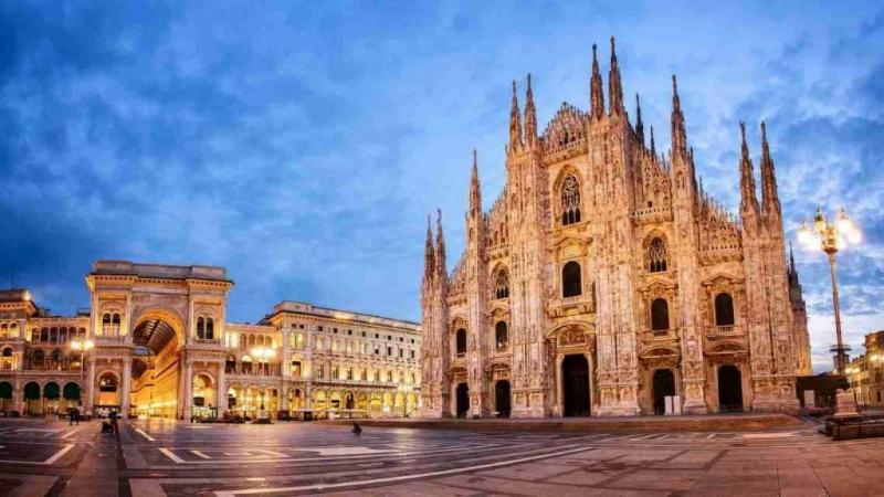 Туристическа обиколка на Милано_