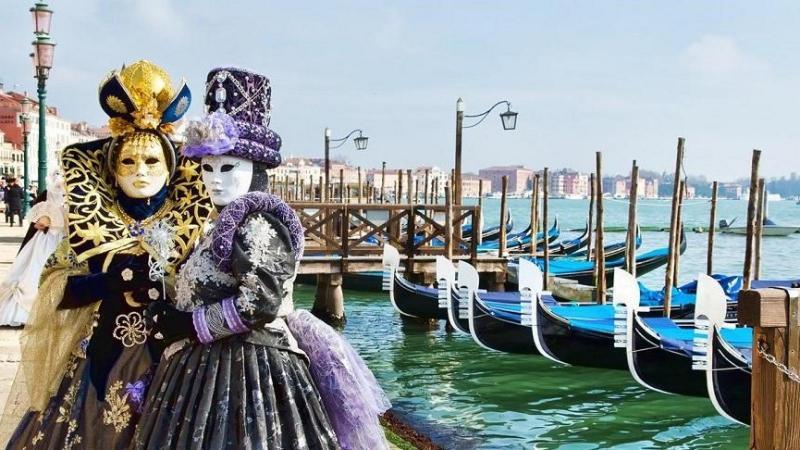 Туристическа обиколка на Венеция