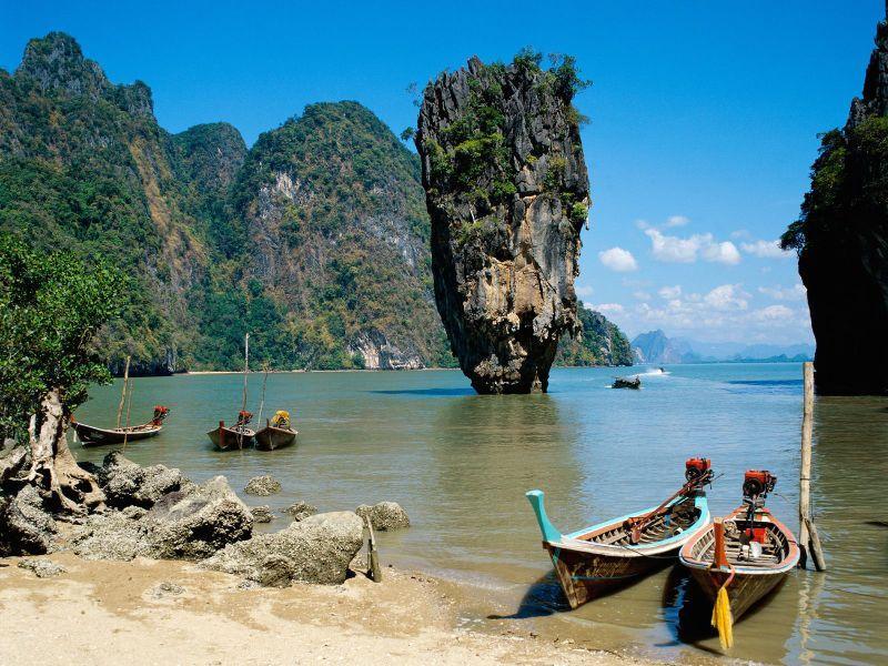 Еднодневен тур до островите Пи Пи и Кай Нок със скоростна лодка