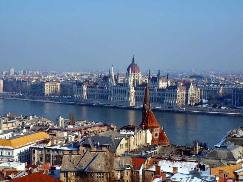 Обиколка на Будапеща