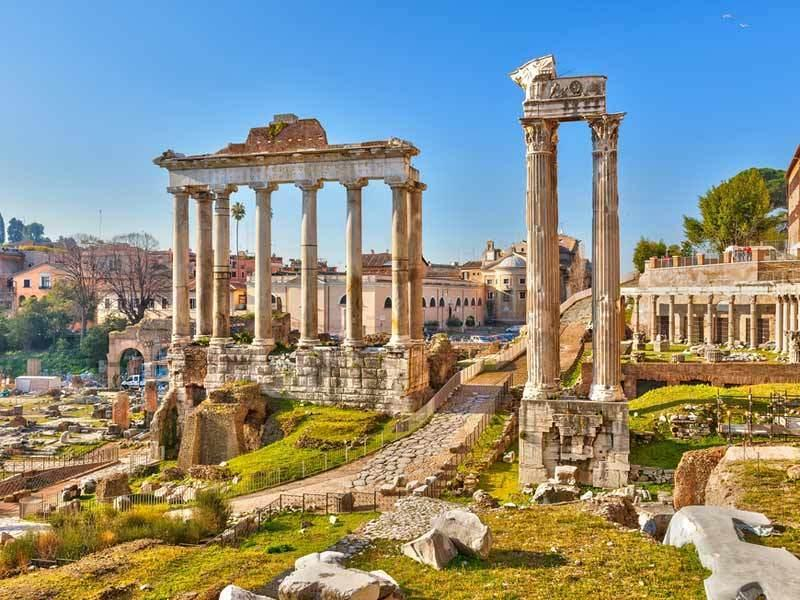 Тур Колизеума и Римския Форум