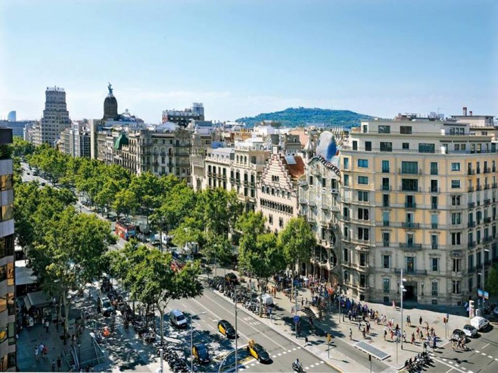 Лазурният бряг и Барселона