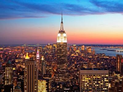 НЮ ЙОРК - Градът, който никога не спи
