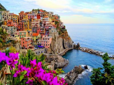 Очарованието на Тоскана и Чинкуе Терре