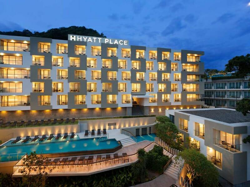 Hyatt Place Phuket Patong 4*или подобен