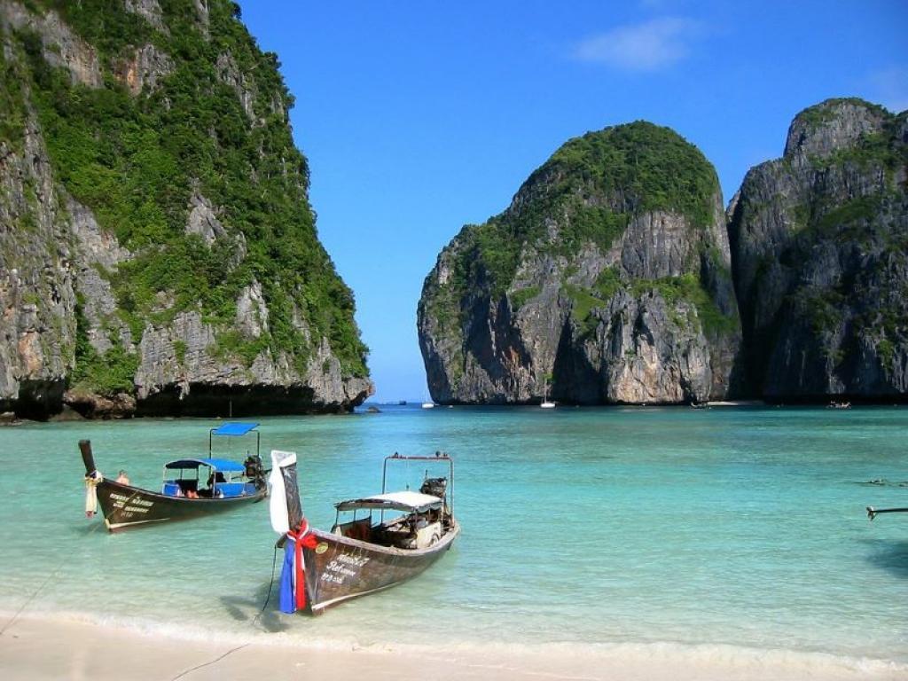 Тайланд – Банкок и Пукет
