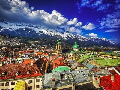 Австрийски чар – Инсбрук, Залцбург, Виена
