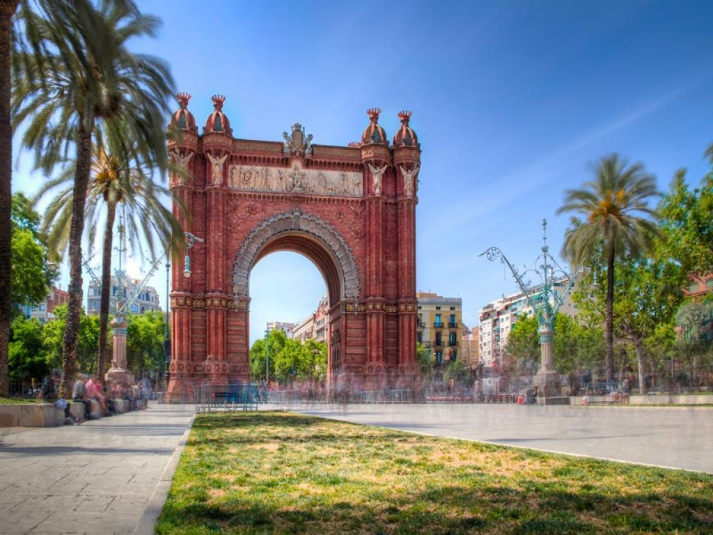 В сърцето на Барселона