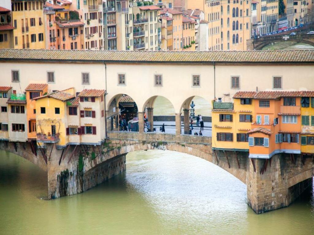 Bella Italia - Флоренция, Венеция, Пиза и Болоня - със самолет