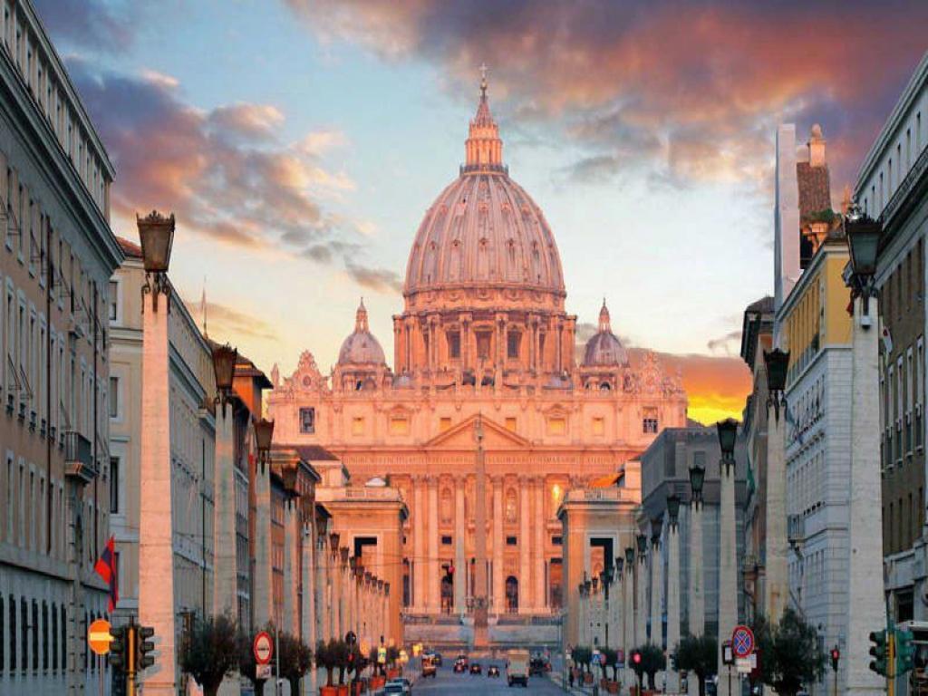 Рим - Вечният град