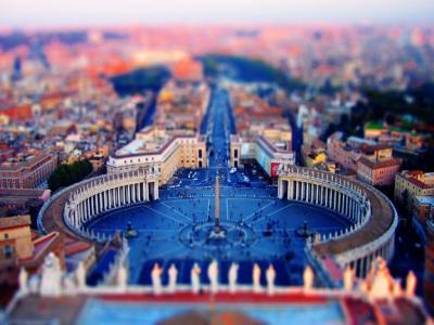 Септемврийски празници във Вечния град - Рим!