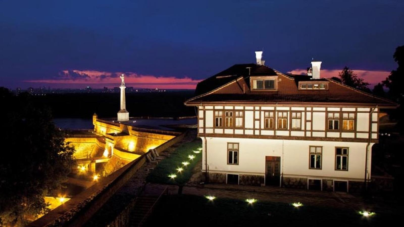 Hotel 88 Rooms 4*, Белград! 3 нощувки с автобус