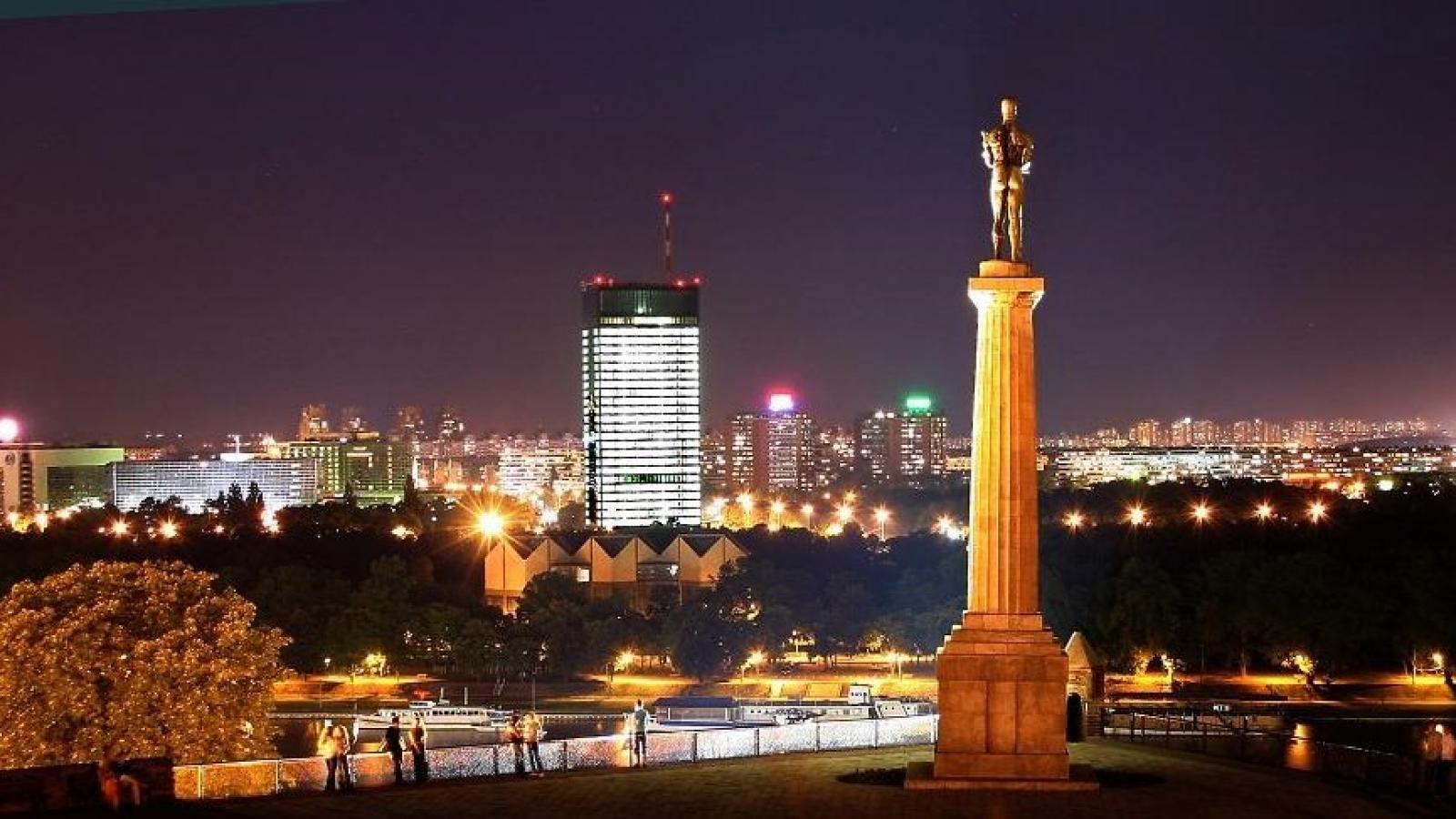 IN HOTEL 4*, Белград! Собствен транспорт, 2 нощувки
