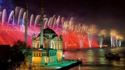 Хотел Holiday Inn 5*, Истанбул! 3 нощувки собствен транспорт