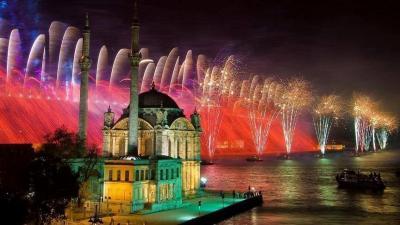 Хотел Holiday Inn 5*, Истанбул! 2 нощувки собствен транспорт