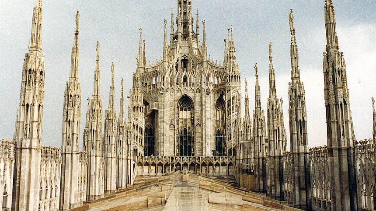 Шопинг в Милано