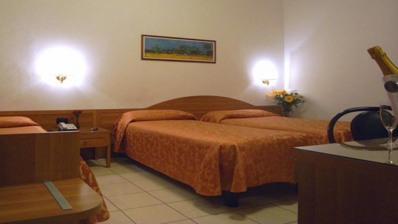 Хотел в района на Милано, Бергамо 3*