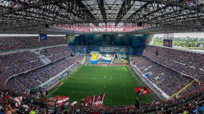 Милано с посещение на мача Интер - Лудогорец