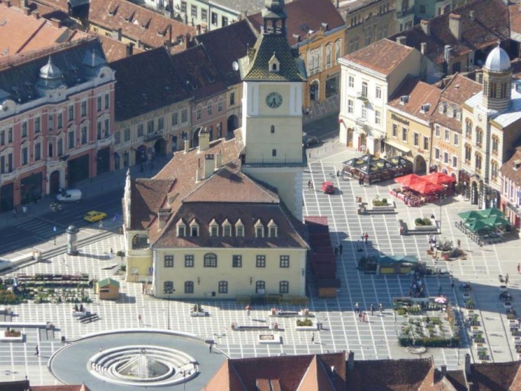 Букурещ и Трансилвания
