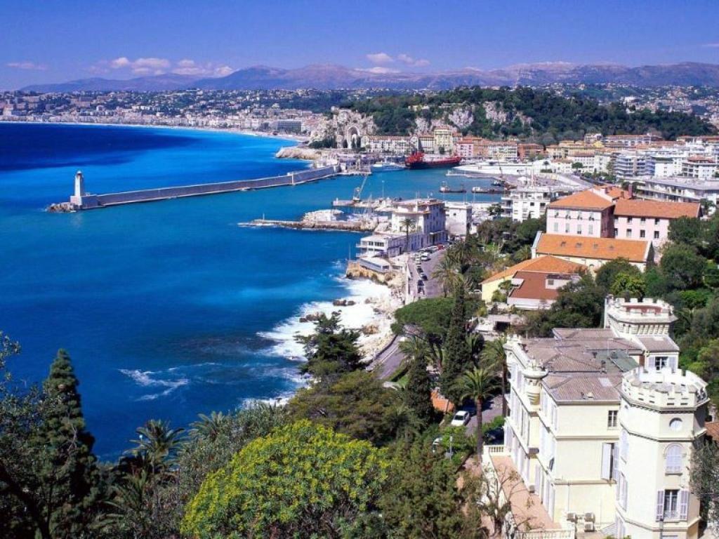 Италия и Френска Ривиера