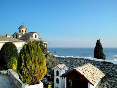 Тасос - зеленият рай на Гърция!