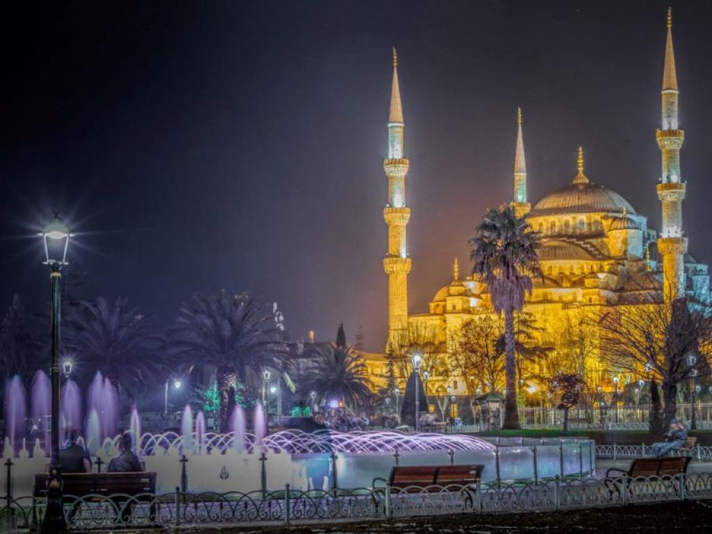 Екскурзия до Истанбул