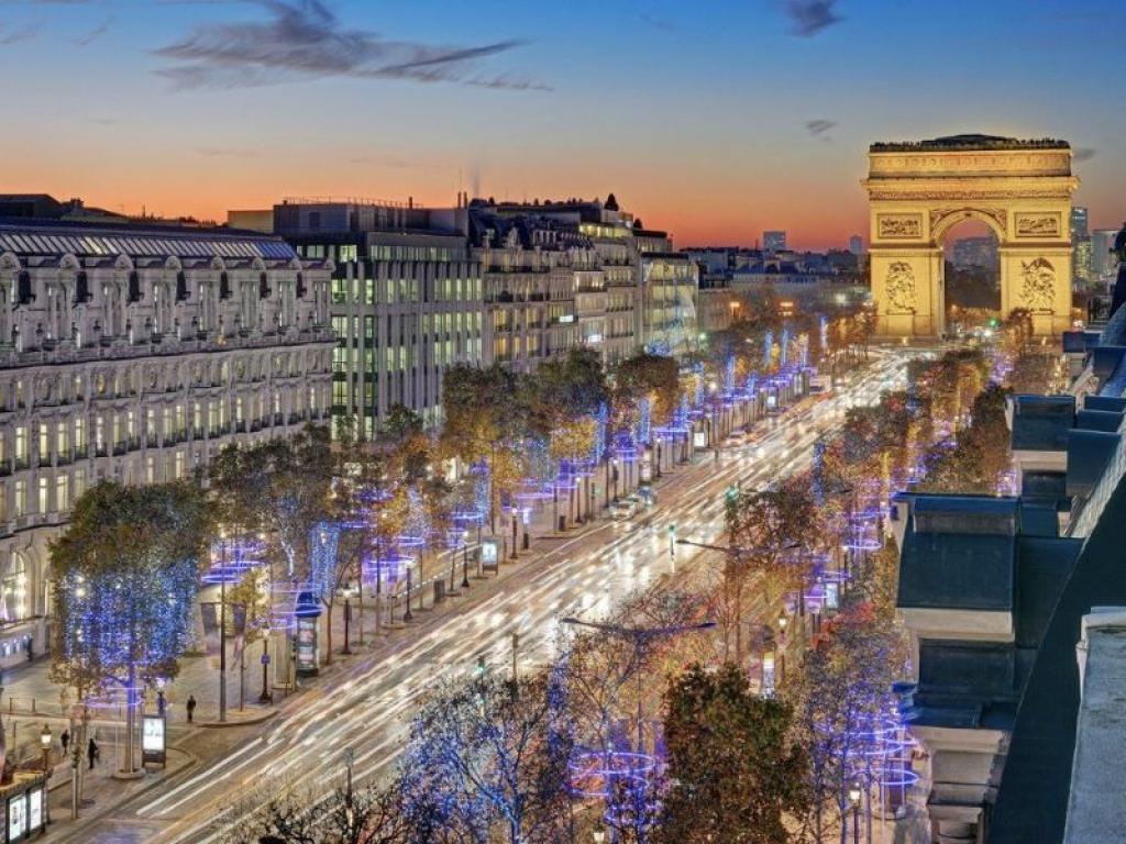Париж Mon Amour